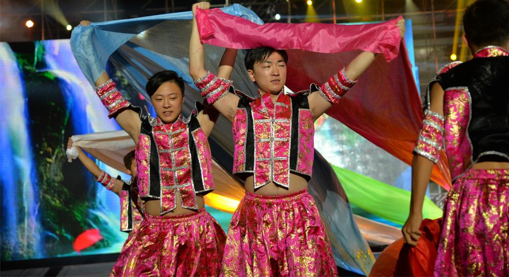 (南山)六月六山歌节