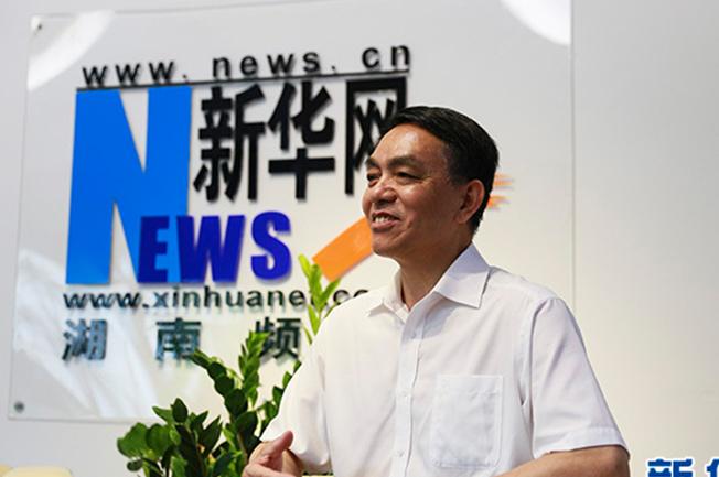 克明面业股份有限公司董事长陈克明