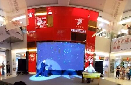 湖南非遺項目展演 VR視角