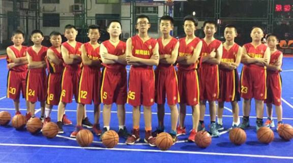 13名益陽娃將出徵全國小籃球聯賽