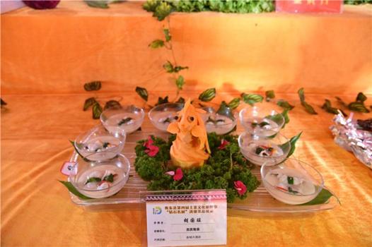 衡東土菜文化旅遊節火熱舉行