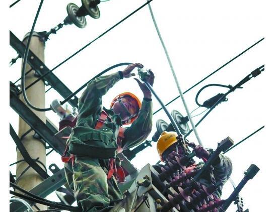 加緊線路檢修 確保入冬供電