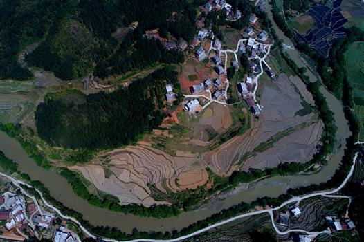 桂東縣現代新農村