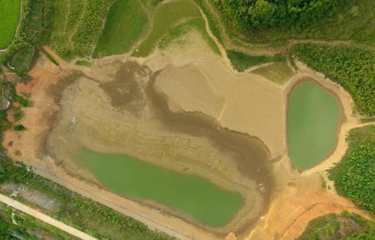湖南201萬畝農作物受旱