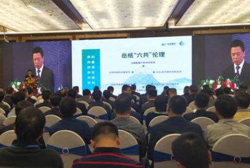 岳陽林紙:60載風雨兼程 打造中國紙業旗艦企業