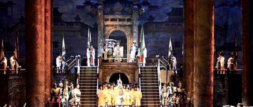 全本歌劇《圖蘭朵》將來長首演