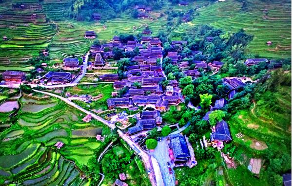 綏寧:神秘的上堡古國