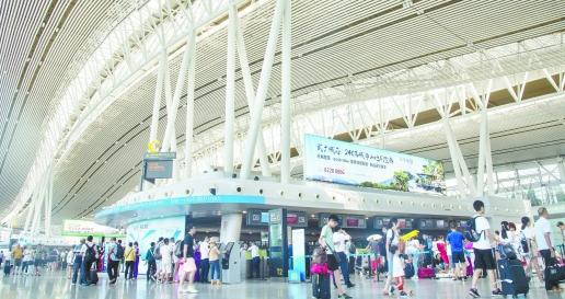 黃花機場:湖南從這裏飛向世界