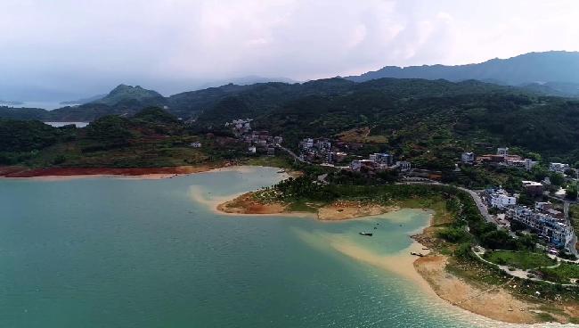 【網約湘遊】東江湖的另一面:婀娜白廊更多姿