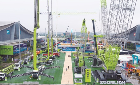 湖南首個千億産業集群誕生:工程機械産業邁向世界級産業集群