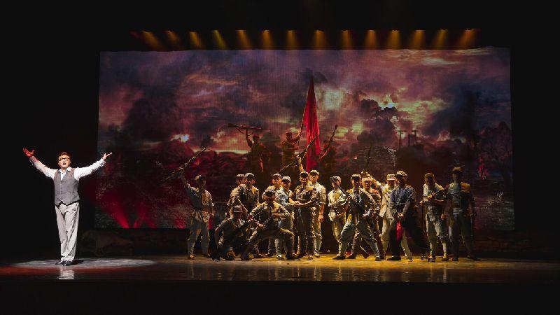 去劇院上一堂文藝黨課 這9部原創紅色劇目將在長沙上演