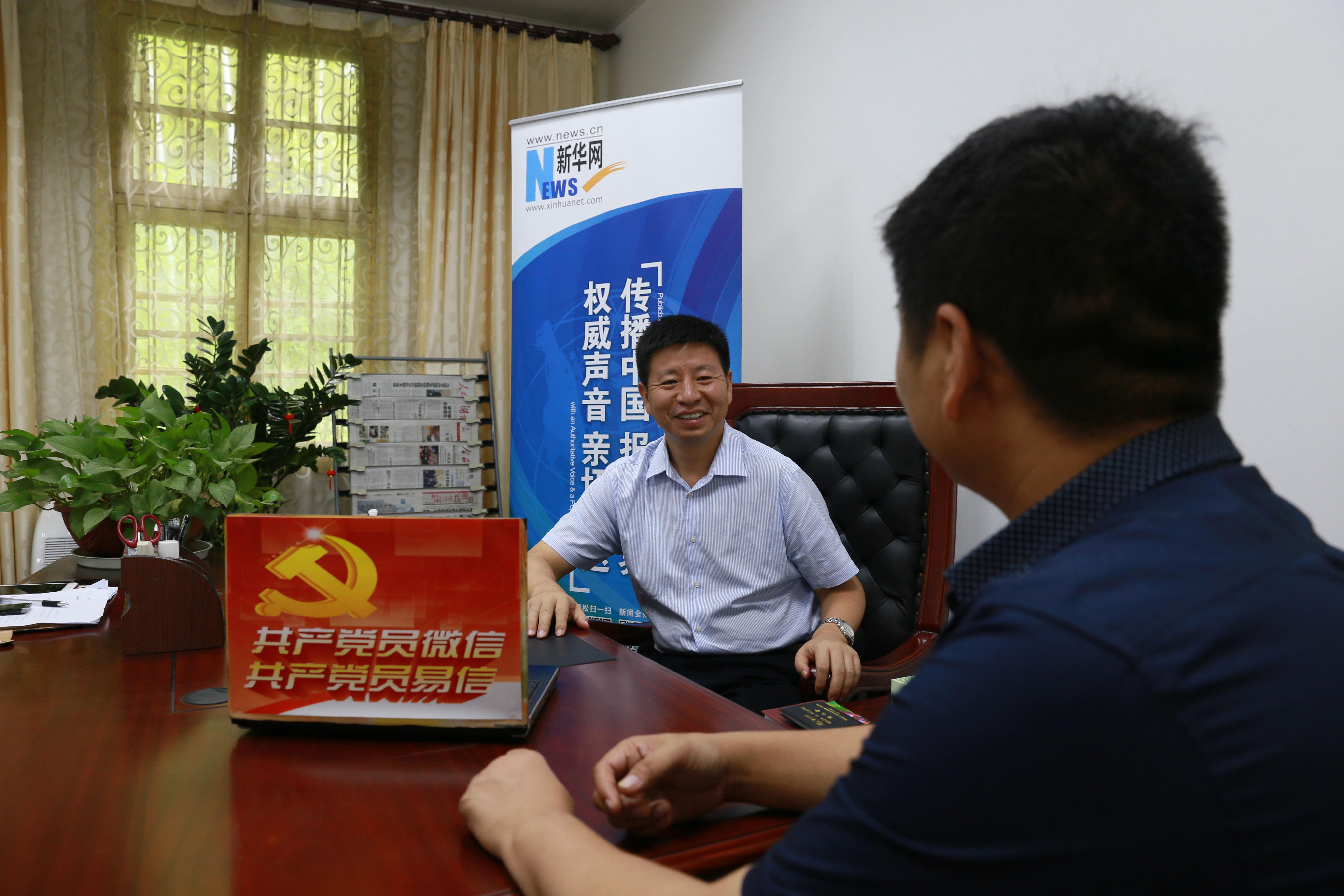王洪斌:解决基层问题思路更宽 底气更足