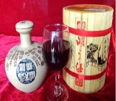 衡阳西渡湖之酒
