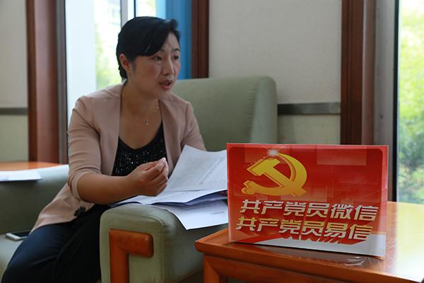 """张霞:县域经济坚持""""不换频道"""",只把频道""""调优"""